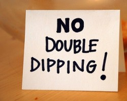 no-double-dipping-250x198