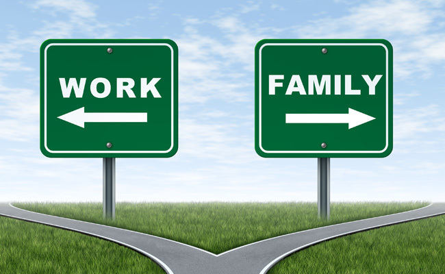 work-vs-family-signs