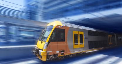 45497517 - sydney city traffic
