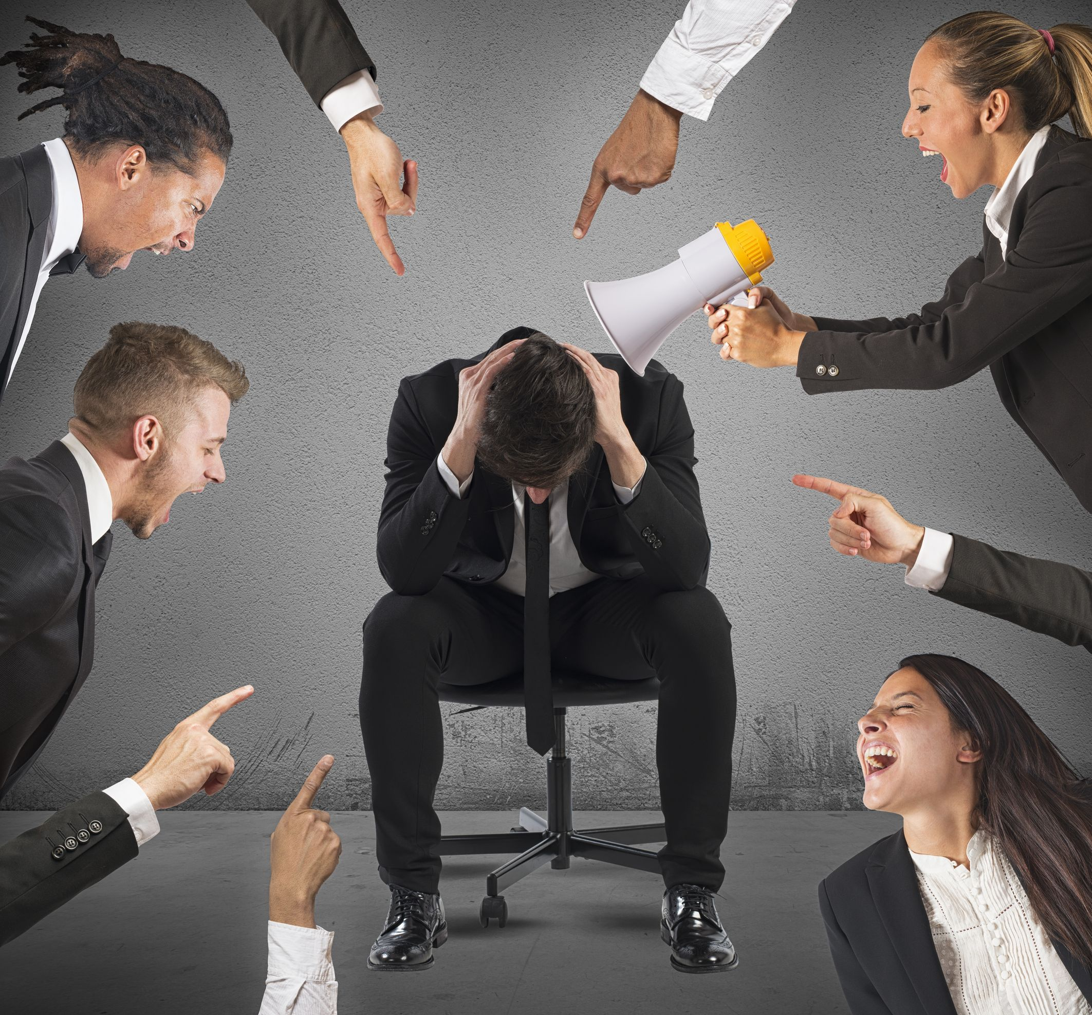 """Is the word """"bullying"""" being overused in the workplace?"""