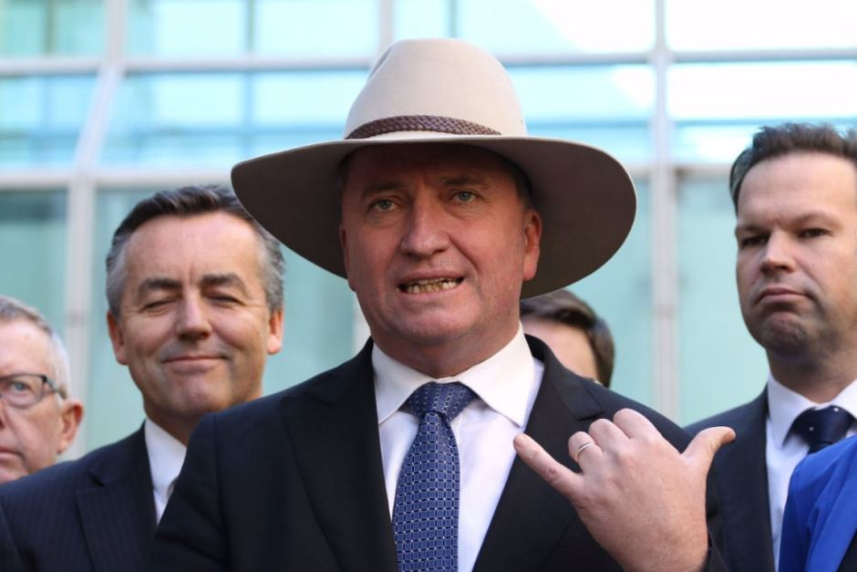 Managing workplace relationships: What we can learn from Barnaby Joyce