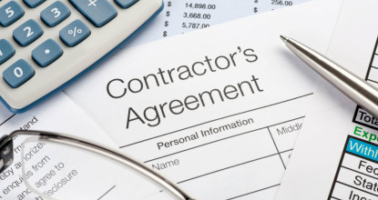 Contractor's Agreement