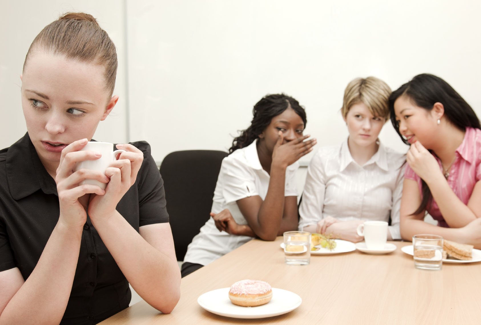 Stopping Employee Gossiping in its Tracks