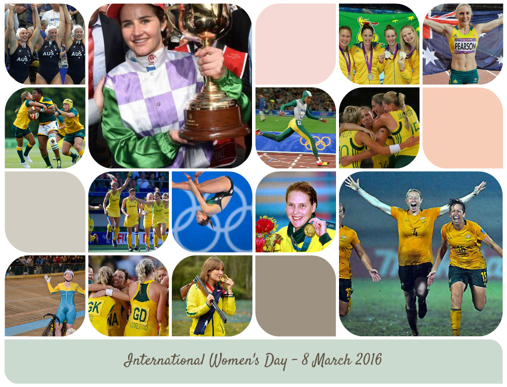 International Women's Day - A Time to Reflect on Women in Sport