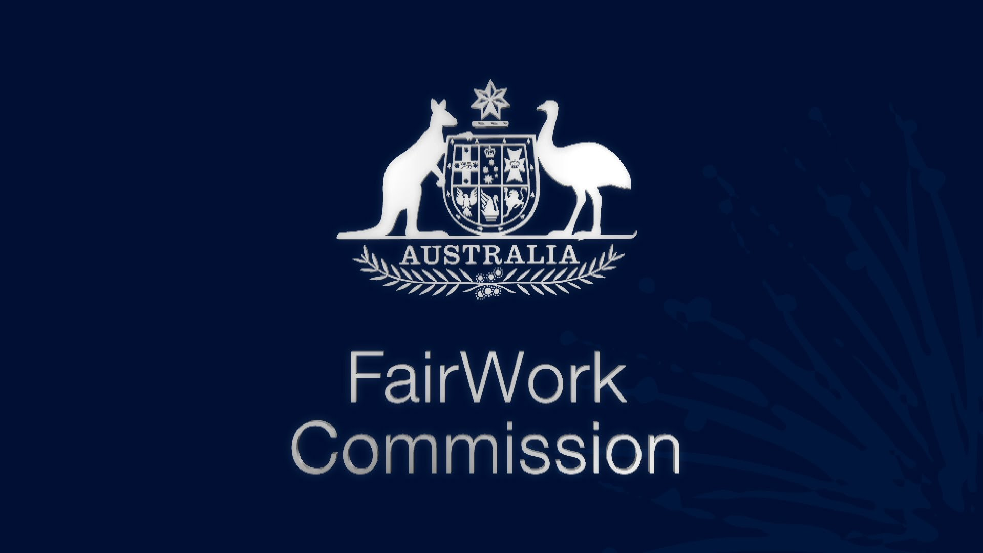 FWC Uses New Legislation to Approve Enterprise Agreement Despite Procedural Errors