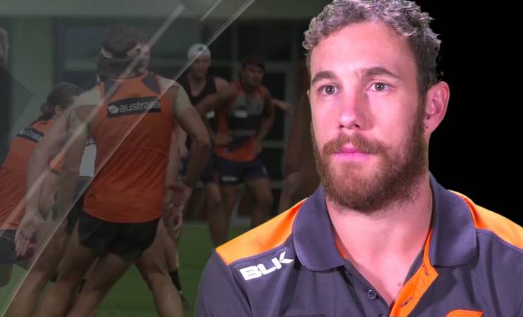 Can the Giants dismiss Shane Mumford for his out-of-hours conduct?
