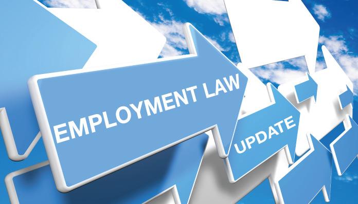 Employment Law Update: December 2018